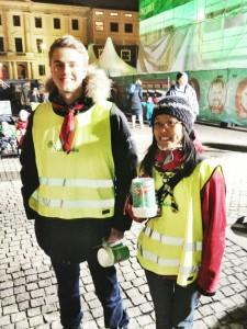 Scouterna på Musikhjälpen 2013